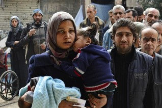 UN Security Council demands aid access for Syria's Yarmouk camp