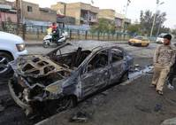 Violence kills 75 in Iraq, PM seeks world's support