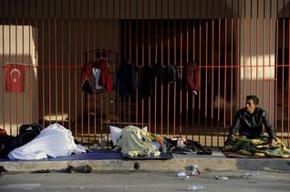 EU sets up 3 bln euro fund for refugees in Turkey