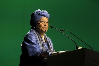Liberia president vows shake-up at state oil company - media