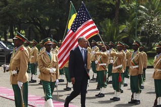 Obama says more political openness would strengthen Ethiopia