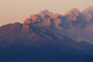 Chile volcano quietens but remains unstable