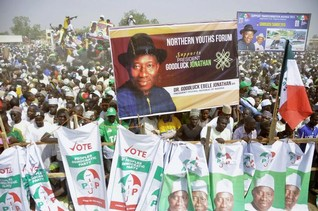 Nigerian security chief urges vote delay, opposition refuse
