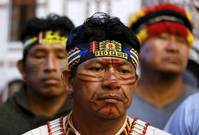 Native protesters seize oil wells in Peru to urge govt action