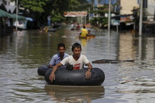 Myanmar appeals for international assistance for flood relief
