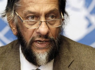 Former UN climate panel head ousted from Indian think tank