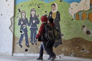 Children in conflict zones need $2.3 billion to go to school - UNESCO
