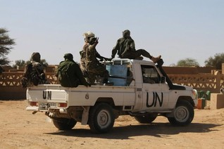 At least three killed, peacekeepers injured in Mali suicide attack -UN