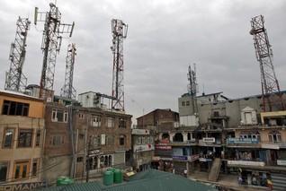 Kashmir battles to restore mobile services after militant attacks