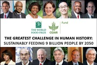 How can we sustainably feed 9 billion people by 2050?