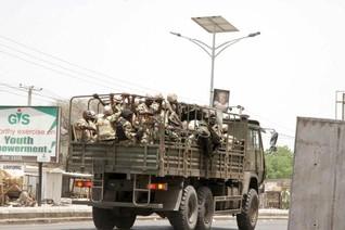 Suicide bomber kills six, injures 11 in Nigeria market -NEMA