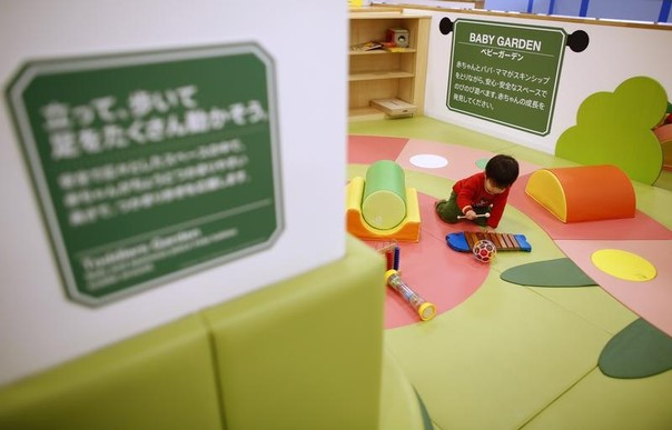 Though thyroid cancer in children was linked to the 1986 Chernobyl nuclear accident, the United Nations said last May that cancer rates were not expected to rise after Fukushima.  The limits were lifted last October, but many kindergartens and nursery schools continue to obey them even now in line with the wishes of worried parents.