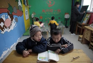 Chinese villagers seek to banish HIV-infected boy - state media