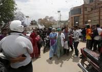 Foreign countries, aid agencies race to reach Nepal quake victims