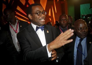 Nigeria agriculture minister wins African Development Bank presidency