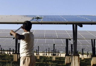 India to push renewable energy drive during Obama visit