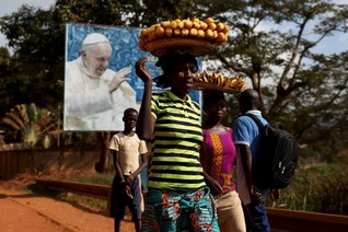 Hope, but few illusions, as pope heads to Central African Republic