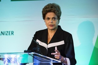 Brazil's Rousseff slams graft informants, denies illegal donations