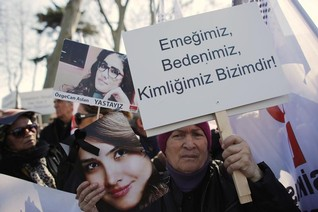 Erdogan divides Turkish women with approach to tackling violence