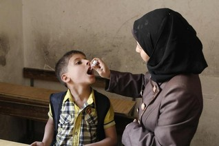 One million people wounded, diseases spreading in Syria - WHO