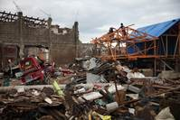 Building back better after devastating Typhoon Haiyan