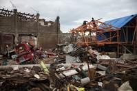 Building back better after devastating Typhoon Haiyan