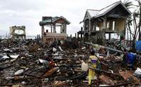 Post-typhoon Philippines urgently needs strong new housing