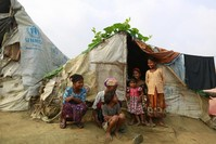 UK calls for Myanmar to let aid group access Rakhine state