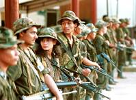 Lured into fighting, Colombia's girl rebels face abuse