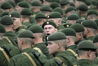 Russia starts large-scale military exercises in disputed territories