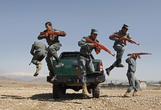 UN investigation finds corruption in Afghan police oversight unit