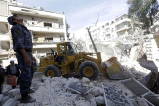 "Syrian barrel bomb attacks are ""crimes against humanity"" - Amnesty"