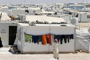 U.S. Treasury guarantees bond issue by Jordan, rare form of aid