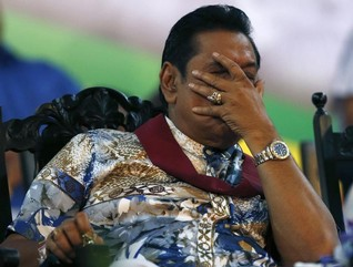 Sri Lanka ex-president Rajapaksa refuses to attend anti-graft body