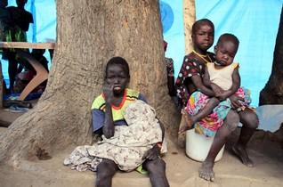 South Sudanese shot and drown in the bush as they flee fighting