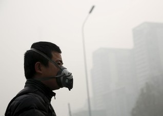 Smog chokes Chinese, Indian capitals as climate talks begin