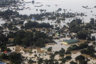 Rescuers in Myanmar struggle to reach flood-hit areas, toll seen rising