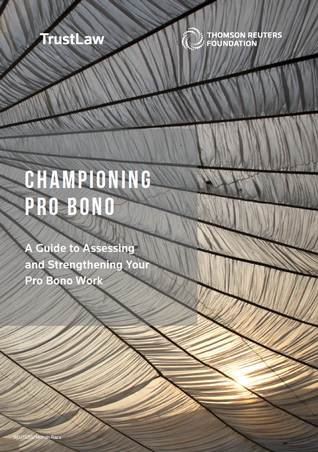 Championing Pro Bono: A Guide to Assessing and Strengthening Your Pro Bono Work