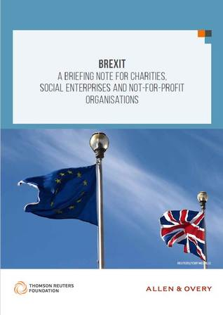 Brexit: Impact on Charities, Social Enterprises and Not-For-Profit Organisations