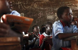 UK charity slams donors for neglecting U.N. basic education goal