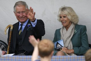 UK's Charles and Camilla to meet war victims on Colombia, Mexico tour