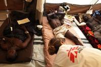 Blood bank runs low as C. African Republic fighting mounts