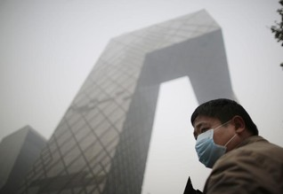 China drafts new law to fight air pollution - Xinhua