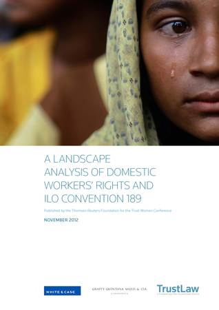 A Landscape Analysis of Domestic Workers Rights and ILO Convention 189