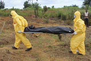 Safe Ebola burials in Sierra Leone a bright spot for U.S. envoy