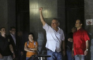 Brazil police arrest Lula minister in bribery scandal