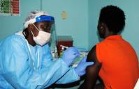 Sierra Leone to vaccinate 200 people connected to Ebola victim