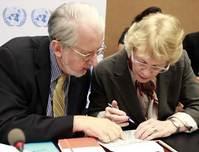 U.N. documents war crimes in Syria for future prosecution