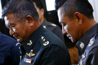Thai army general denies human trafficking charges - police