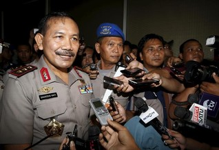 Indonesian parliament approves new police chief after graft scandal